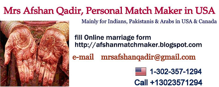 matrimonial service in USA
