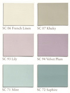 Found some lavender lilac colors but beige or cream i like too
