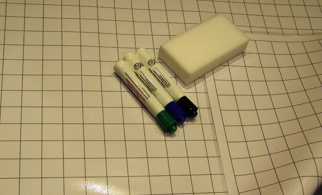 Creative Mountain Games Tech Tuesday Portable Dry Erase