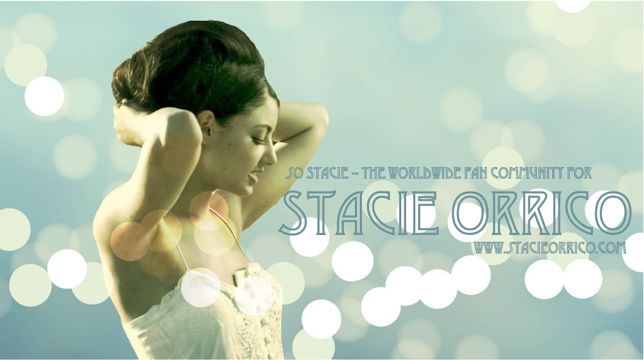 So Stacie - The Worldwide Fan Community for STACIE ORRICO
