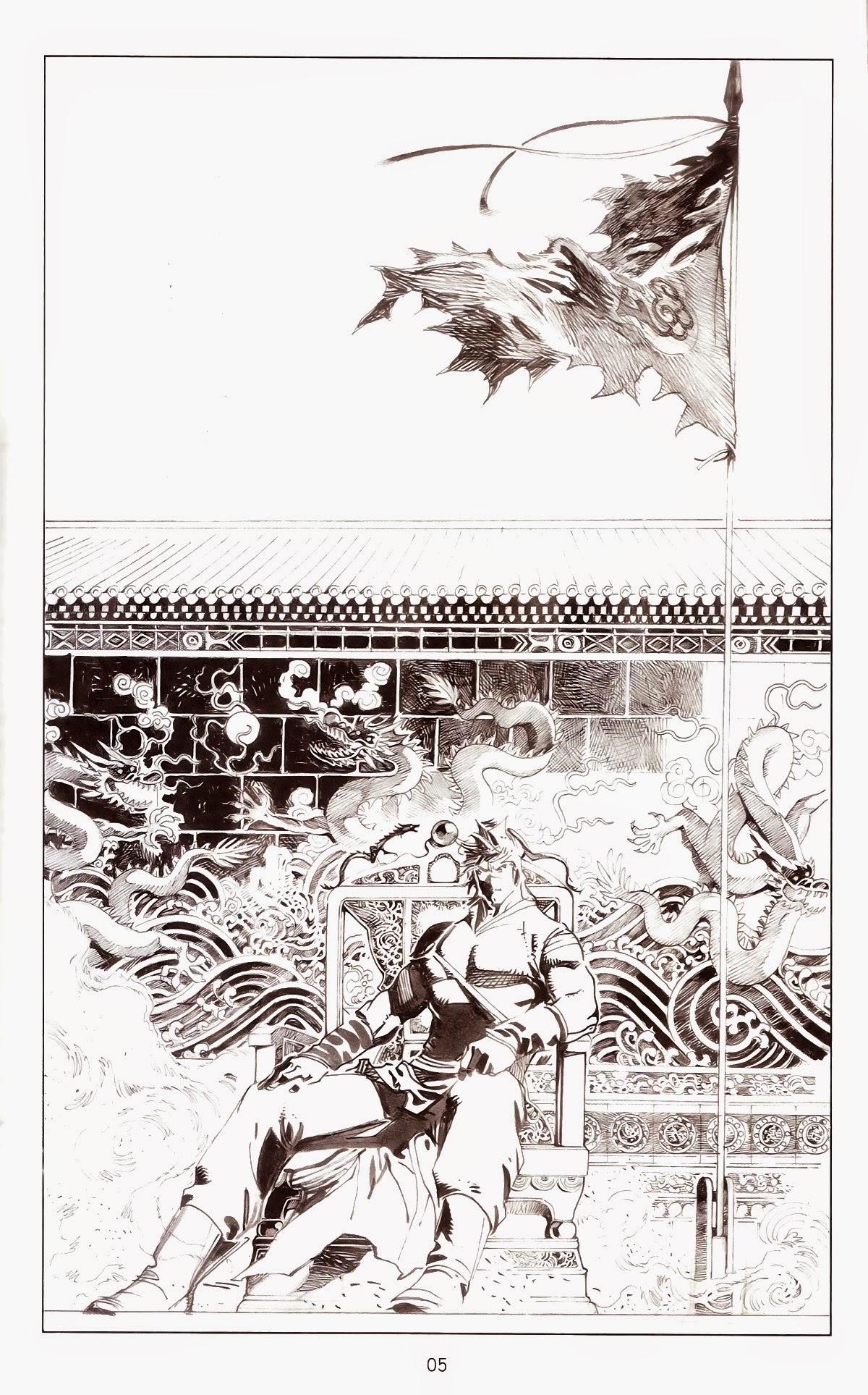 Phong Vân chap 675 Trang 3 - Mangak.info