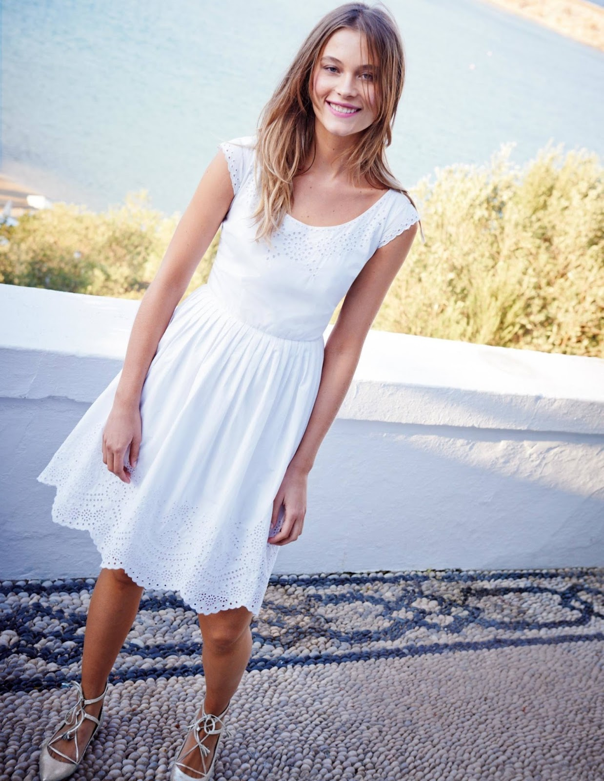 Fashion Mum Of 40 Fm40 Lwd Little White Dress