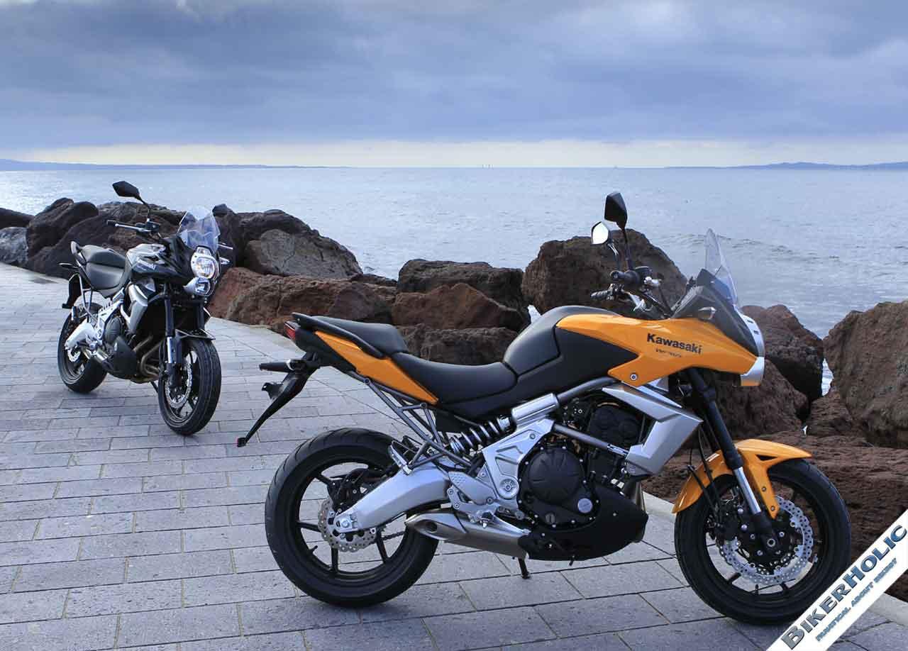 Kawasaki Versys Fuel Economy