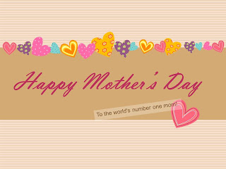 Mother's Day PowerPoint template 007A