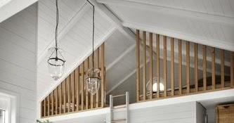 La Fabrique à Déco: Mezzanine : déco, espace et rangement