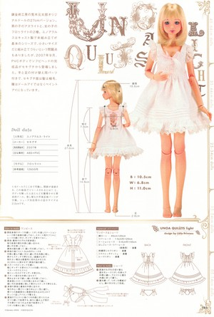 Free Doll Patterns - Sew a New Addition to the Family, Make a Doll