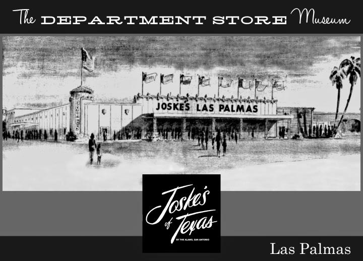 The department store museum joske bros san antonio texas - Showroom las palmas ...