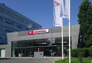 Honda Trading Romania