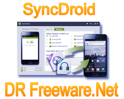 SyncDroid 1.2.3 Free Download