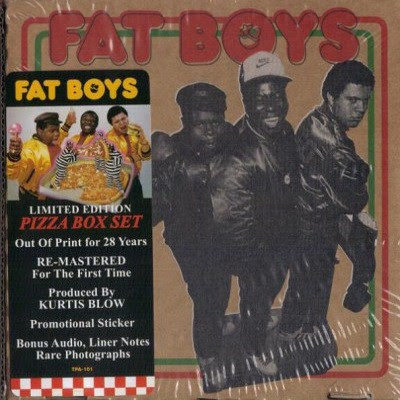 Fat Boys - Fat Boys (1984) (2012 Remastered, Limited Edition) Flac