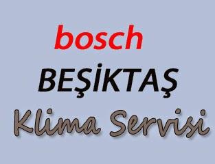Bosch Beşiktaş Klima Servis