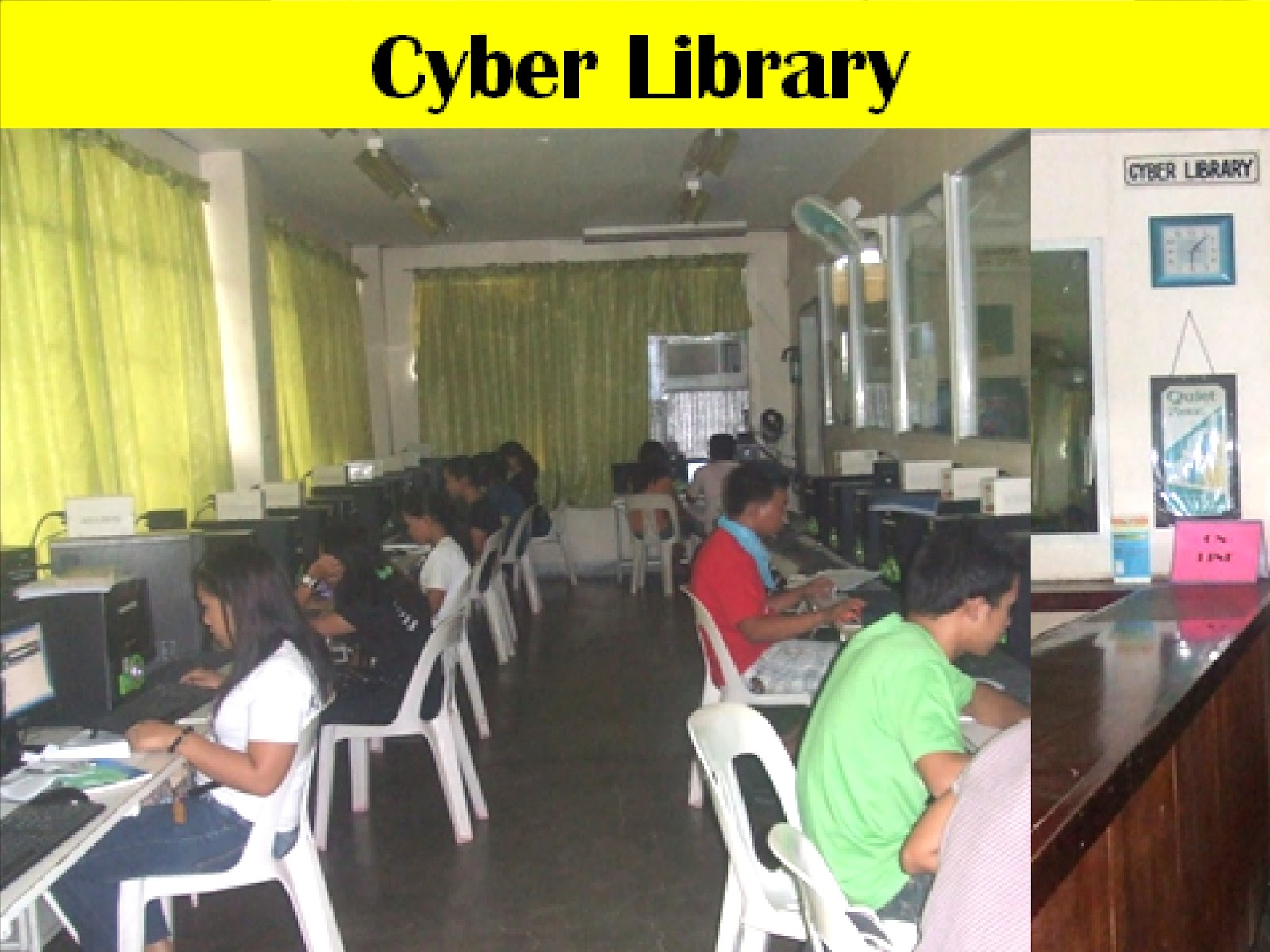 Internet Service (main Library)