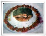 Salmon dengan Saus Chermoula dan Vierge