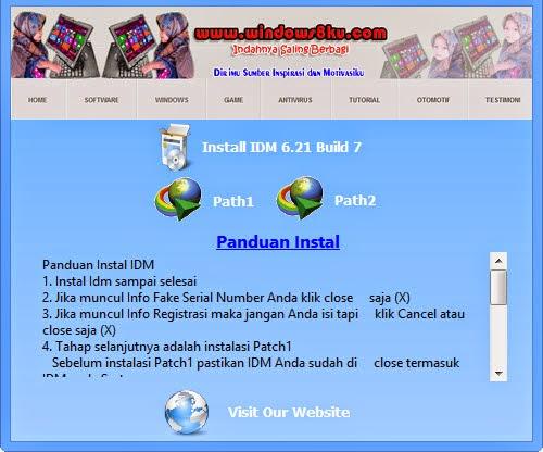 http://www.windows8ku.com/2014/08/idm-621-build-7.html