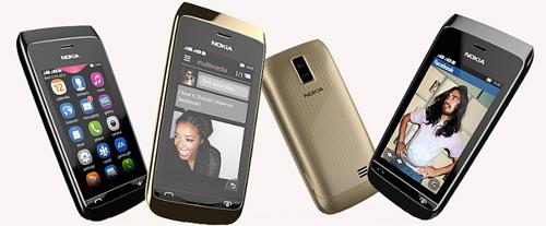 Spesifikasi Harga Nokia Asha 308 Dan Nokia Asha 309