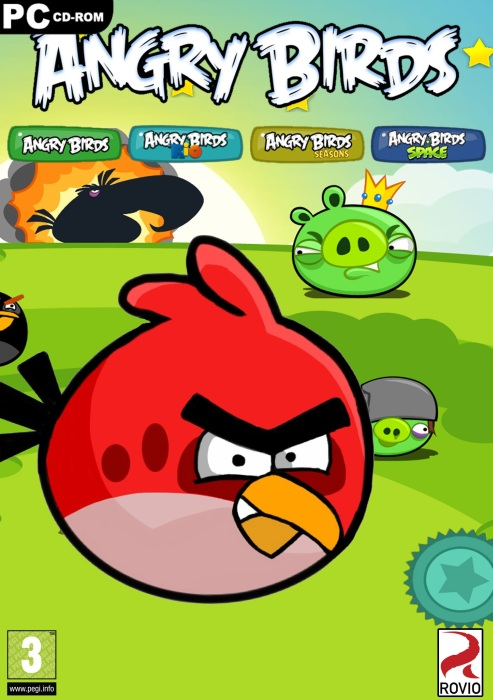 Angry Birds All Games Collection - PC