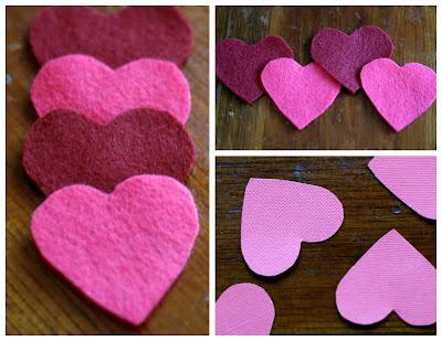 valentine's bookmark