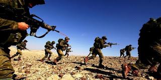 Pasukan Elite Israel Menari di Pesta Warga Palestina