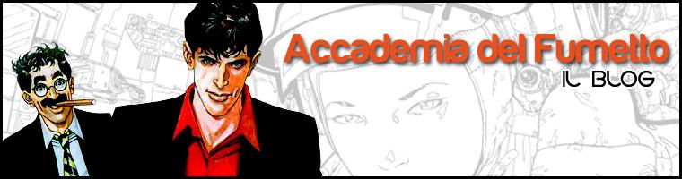 Il blog dell'Accademia del Fumetto