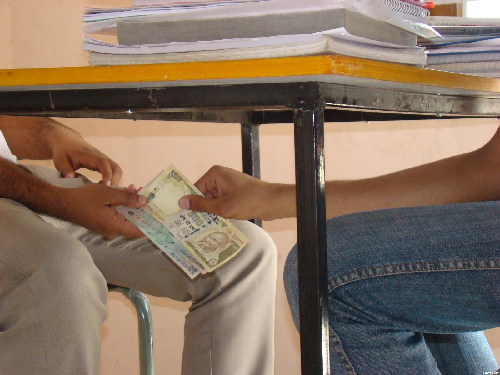 bribery in pakistan essay Corruption in pakistan corruption stands for impairment of integrity virtue or moral principle or inducement of wrong by bribery or.