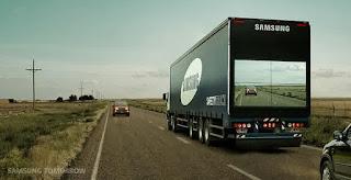 Keunikan Samsung Safety Truck