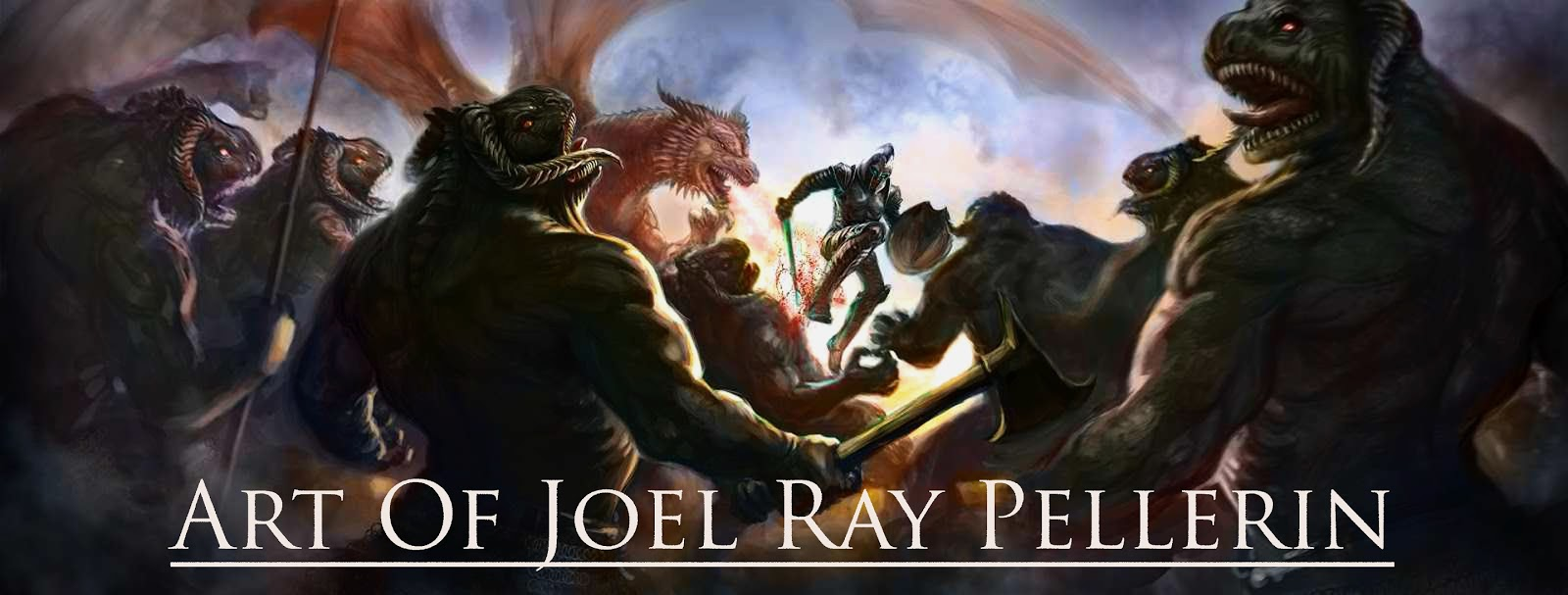 Art of Joel Ray Pellerin