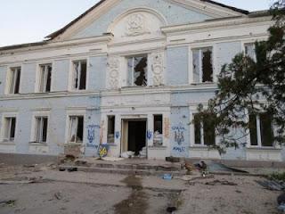 Зверские казни, расправы, погромы и грабежи, учинённые «Айдаром» в Новосветловке (видео)