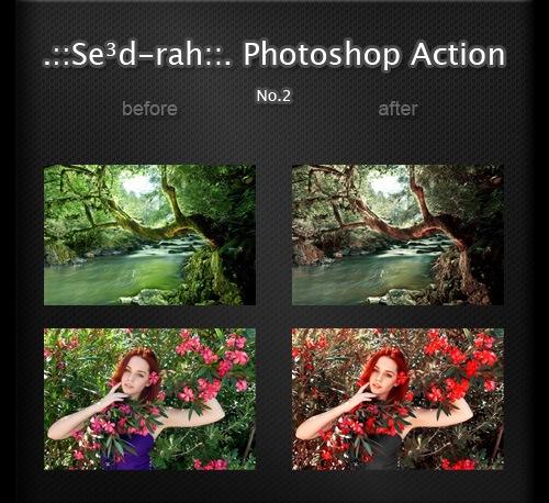 экшен для фотошопа для фото