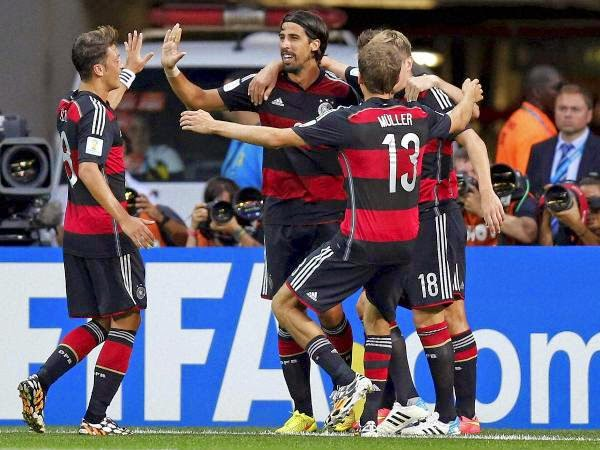 Germany Wins fifa 2014 world cup Final Match