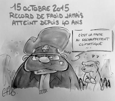Record de (basse) température - Guillaume Néel ©