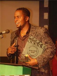 Steven Kanumba Tanzanian Actor