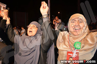 مشاهدة صور زوجة محمد مرسى - قصة زواج محمد مرسى - صور اولاد محمد مرسى