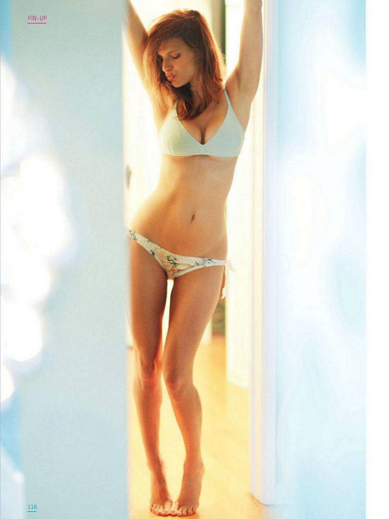 Esquire Uk March 2012: Lake Bell