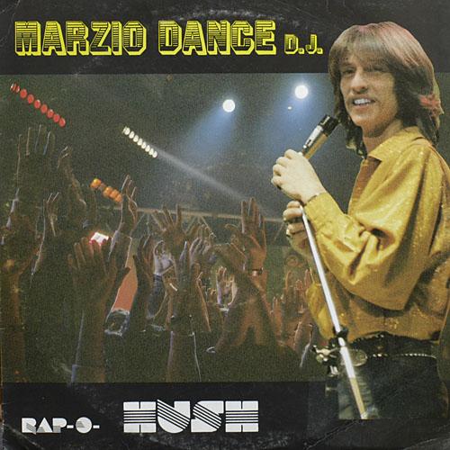 Marzio Dance D.J. - Rap-O-Hush