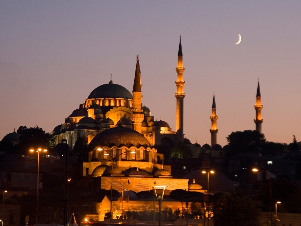 Istanbul Turkey  city pictures gallery : Yeni Valide Mosque in Istanbul Turkey