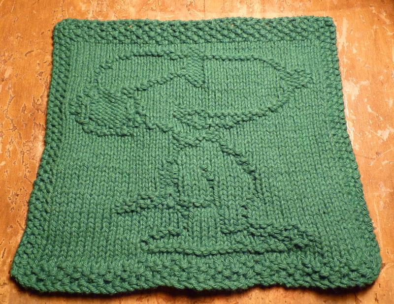 Knit And Seek Fo Friday Joe Cool Edition