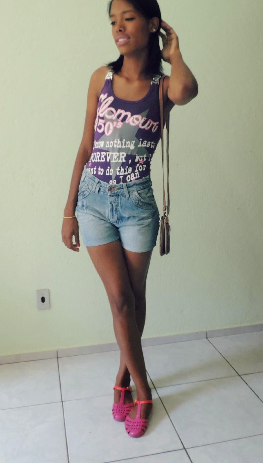 ♥Look do Dia:  Dias Frescos! ♥