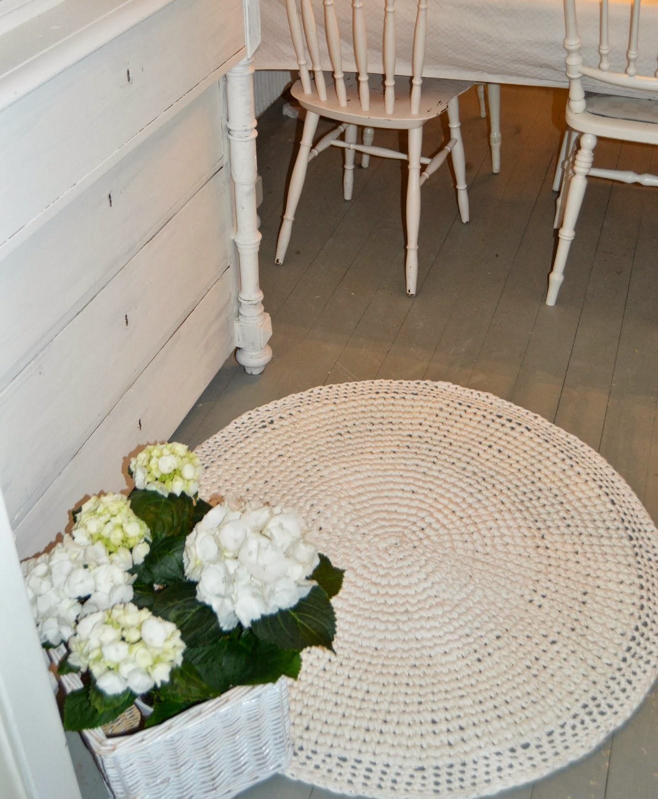Hagbacken.blogspot.se ~: den virkade mattan