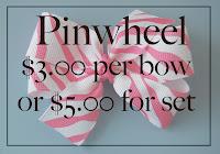 Pinwheal Bow