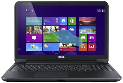 Dell Inspiron 15.6-inch i15RVT-3809BLK Touchscreen Review