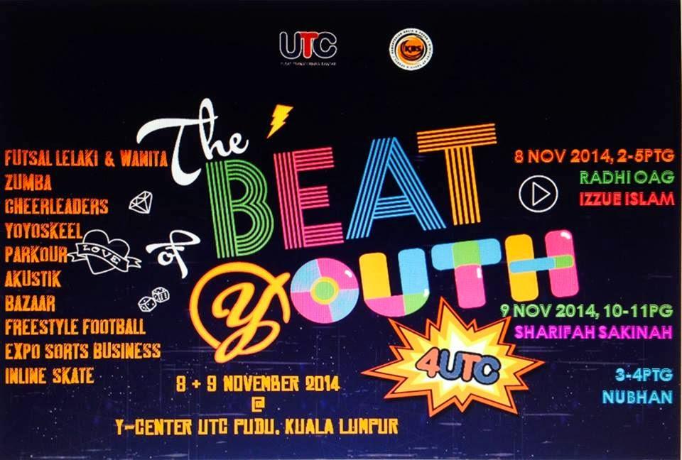 The Beat Of Youth 4UTC