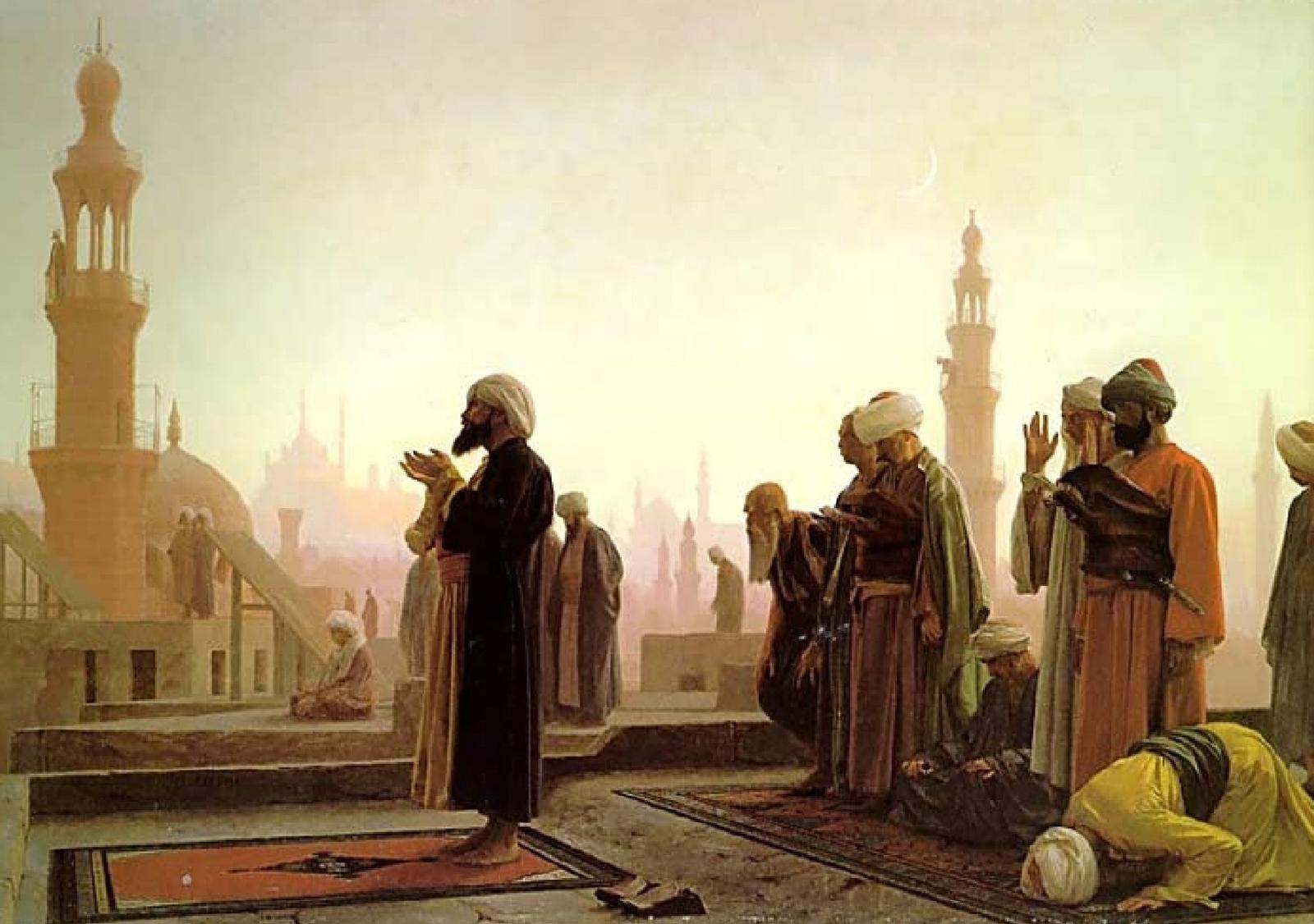 Молитва на арабском языке читать