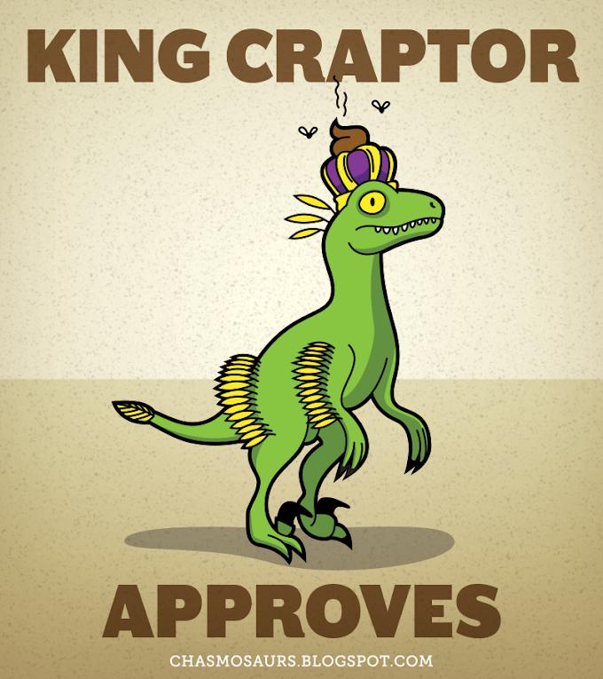 "King Craptor's ""Jur-Ass-Kick World"" Review"