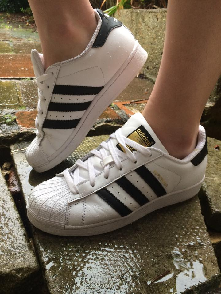 Adidas Originals superstars 1 trainers women, fashion, favourites, blogger