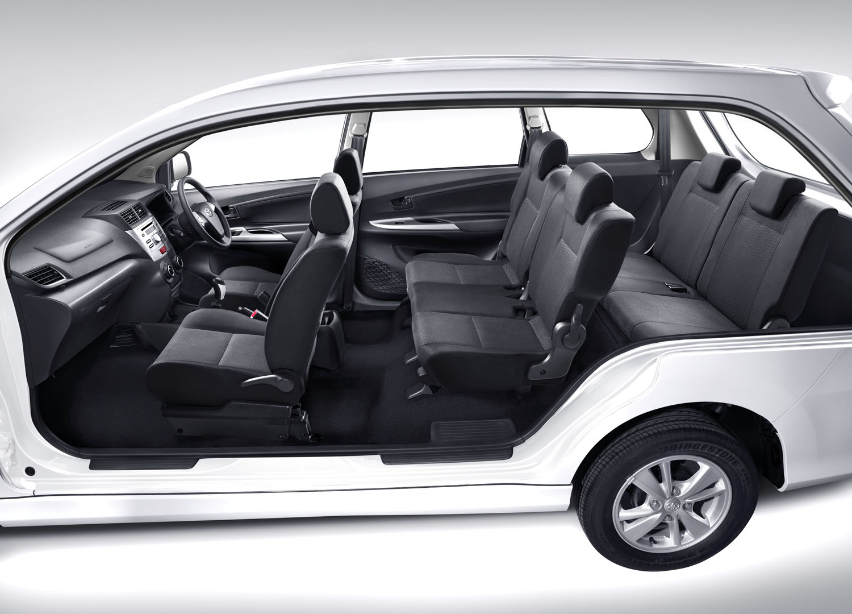 95 modif interior avanza lama 2017  modifikasi mobil avanza