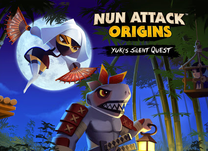 Nun Attack Origins: Yuki Apk Android İndir