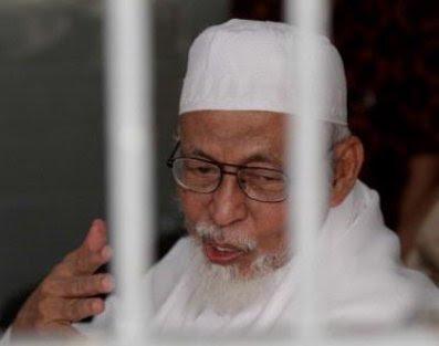 Berita terbaru kasus abu bakar ba'asyir hukuman penjara