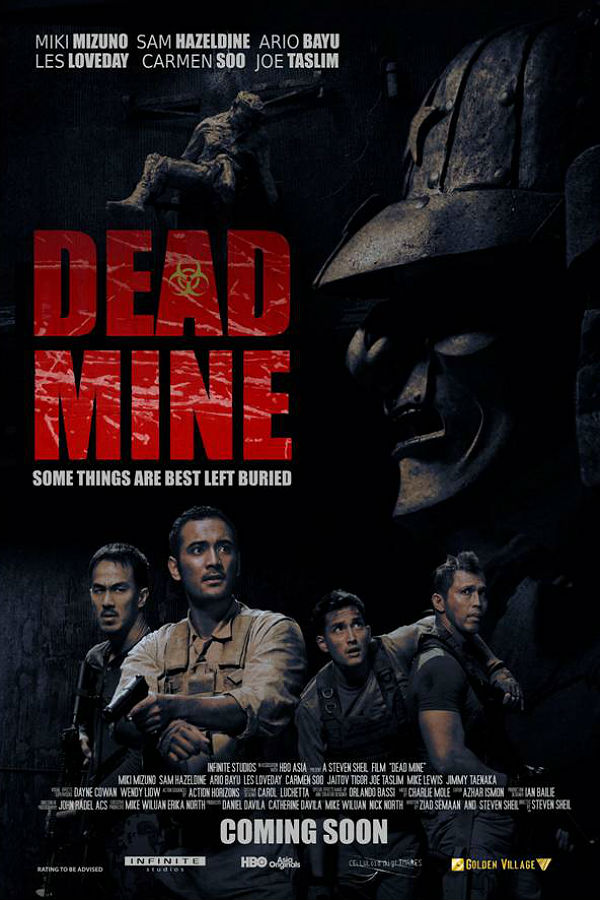 Dead Mine (2012) Poster
