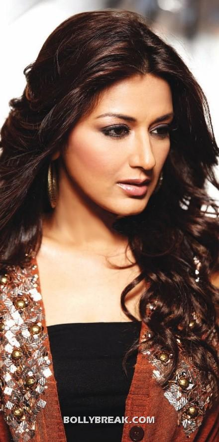 Sonali Bendre  Magazine Magazine Scan Hot - (2) -  Sonali Bendre Filmfare Magazine Scans – July  2012