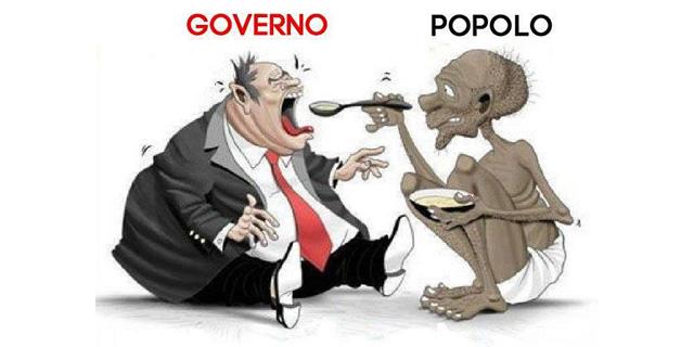 Governo vs popolo
